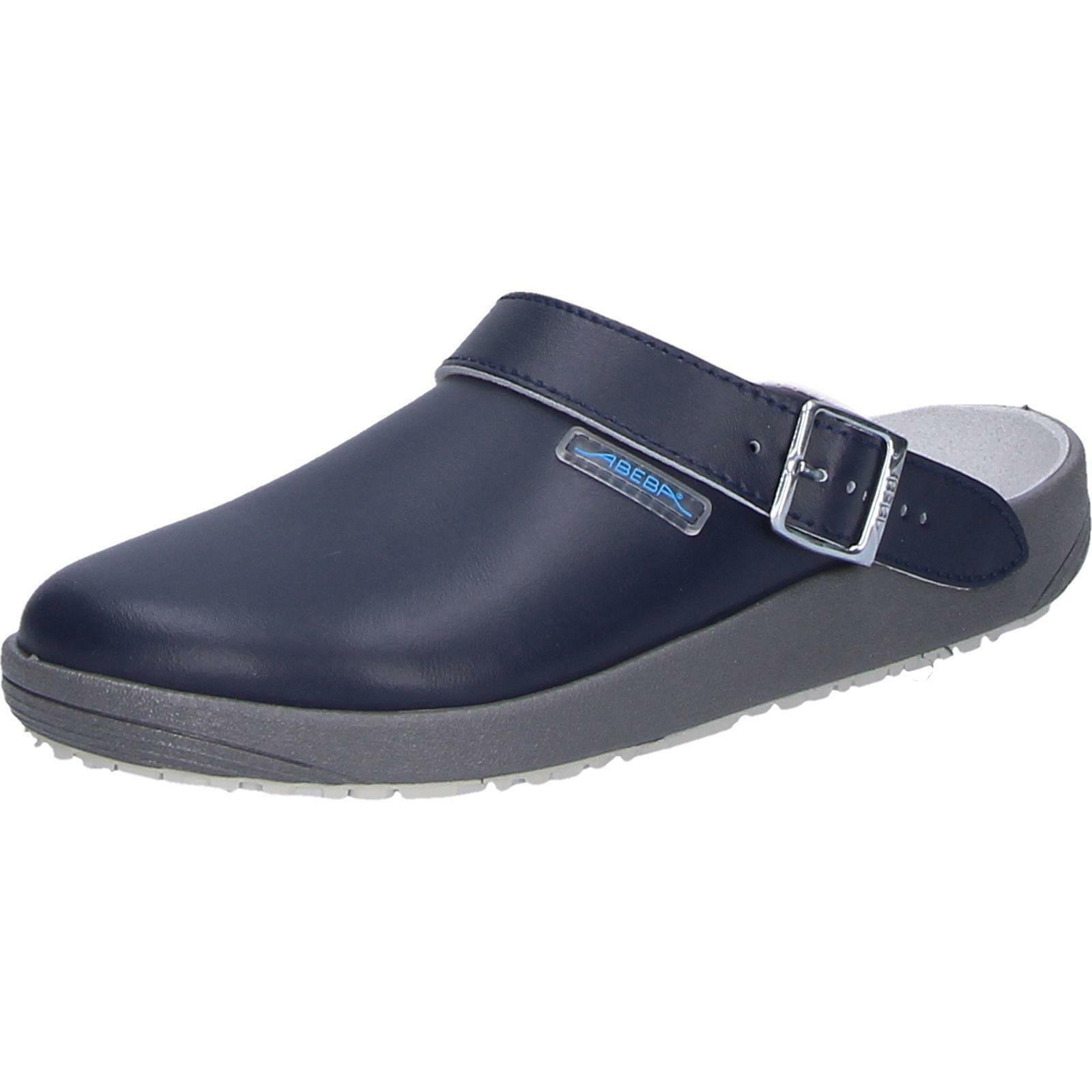 Abeba profesión zapatos zapatos de trabajo zapatos zapatillas Color marine talla 44