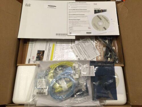 New Sealed Cisco 2821 Router C2821-VSEC-CCME//K9 VOIP PoE 128F//256D SSL CISCO2821