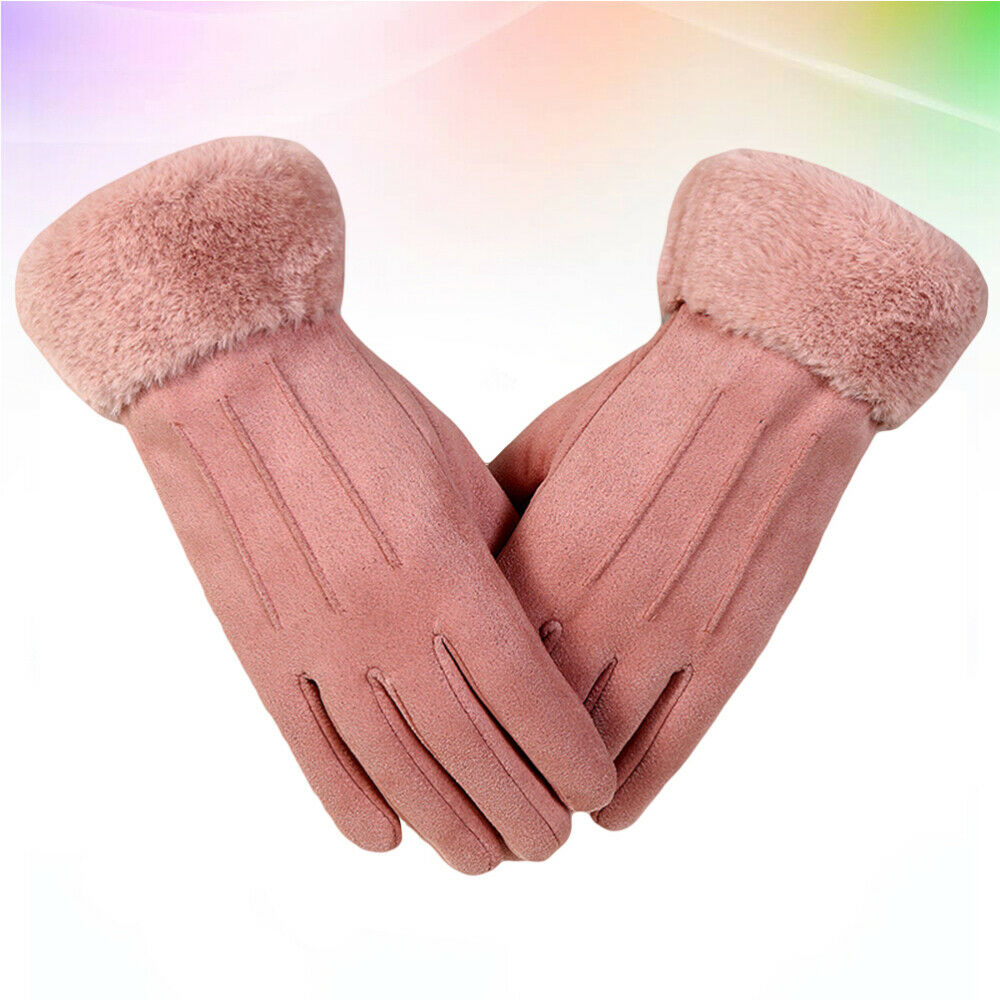 1 Pair of Warm Stylish Fashion Screen Touch for Winter Ladies