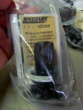 Speedaire 4ZM08 Air Regulator 1//4 in NPT 15 cfm 300 psi Pack of 2