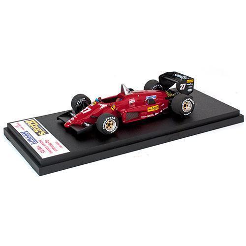 Kings Models 1 43 1985 Ferrari 156 85 Monaco Grand Prix Michele Alboreto