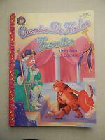 Spanish Coloring Book / Español Libro Para Colorear, Cuentos De Hadas Favoritos