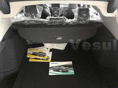 Fit For Acura RDX 2019 Trunk Security Shield Cargo Luggage Security Cover Shade