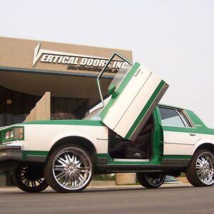 VDI-Oldsmobile-Cutlass-1978-1988-Bolt-On-Vertical-Lambo-Doors