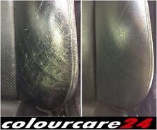 Rigenera Colore Audi Quattro Tonico Pelle Nero Interni Spallina Colourlock