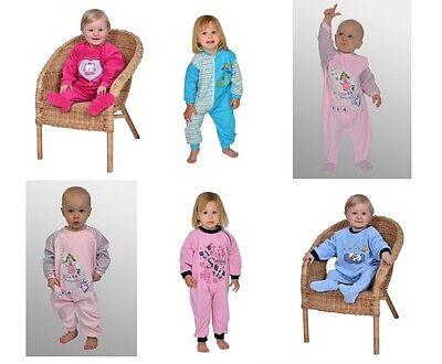 Modelle Gr Wörner Mauz Baby Jungen Schlafanzug 1-tlg Strampler versch 56-98