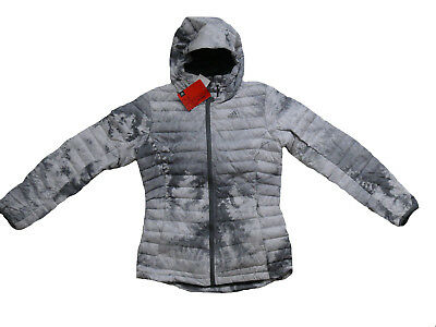 ADIDAS Women's Terrex Climaheat Agravic Down Hooded Jackets
