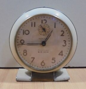 WESTCLOX BIG BEN VTG ALARM CLOCK MADE IN U.S.A.