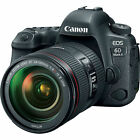 Canon EOS 6D Mark II 26.2MP DSLR Camera with EF 24-105mm f/4L IS II USM Kit