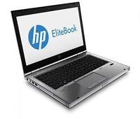 HP Elitebook 8570P Intel i5-3340M 2x 2,70GHz 320GB 4GB HD 4000 BLT USB3.0 WIN7