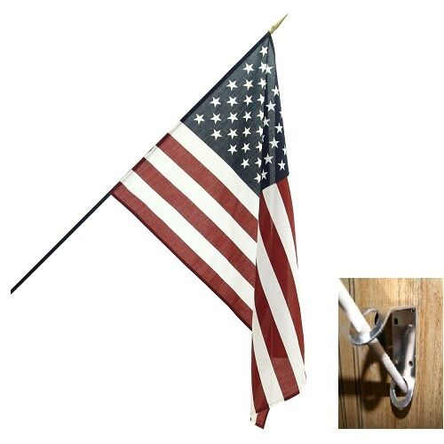 Usa America American 3/' X 2/' 3Ft X 2Ft Flag With Eyelets Premium Quality Stars /&