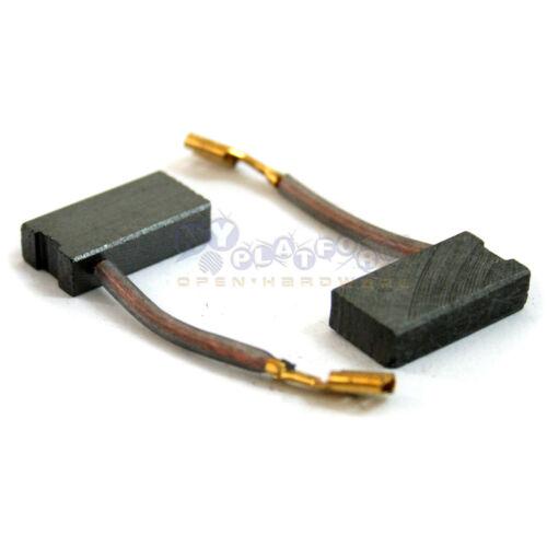 For DeWalt 381028-08 381028-02 miter saw replacement brush /& lead DW718 DWS780