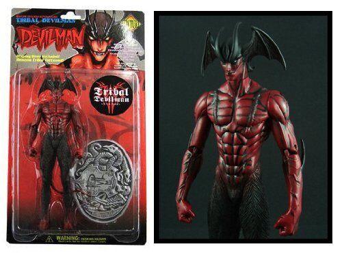TRIBAL DEVIL MAN 7  Manga Anime Horror Zombie Figure by Fewture Japan, Devilman