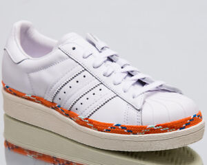 Details about adidas Originals Wmns Superstar 80s New Bold Women Shoes Womens Sneakers AQ0872