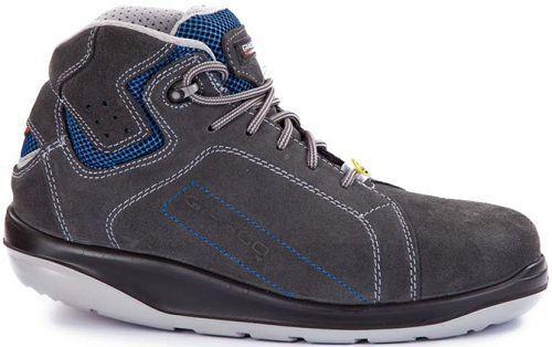 SCARPA ANTINFORTUNISTICA GIASCO ERGO SAFE VOLLEYBALL S3 Safety footwear