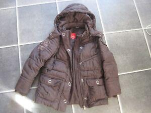 hoch gelobt neue Fotos schön Design Details zu s.Oliver Kinder Winterjacke Jacke Mantel Kinderjacke Gr.128