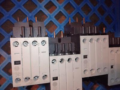 Leistungsschütz GE CL10E Schütz CL00A310T Mod1 CAT N° GPF1L02AA GE Industries