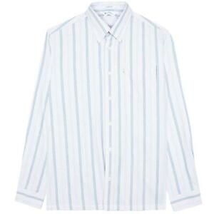 BEN-SHERMAN-034-BRIGHTON-034-STRIPED-LONG-SLEEVE-SHIRT-1970-039-s-RE-CREATED-SKINHEAD