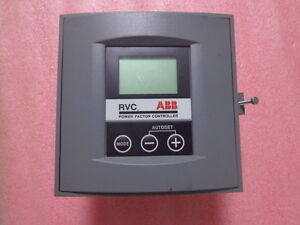 Details about ABB RVC6-1/5A, power factor controller sn:217531