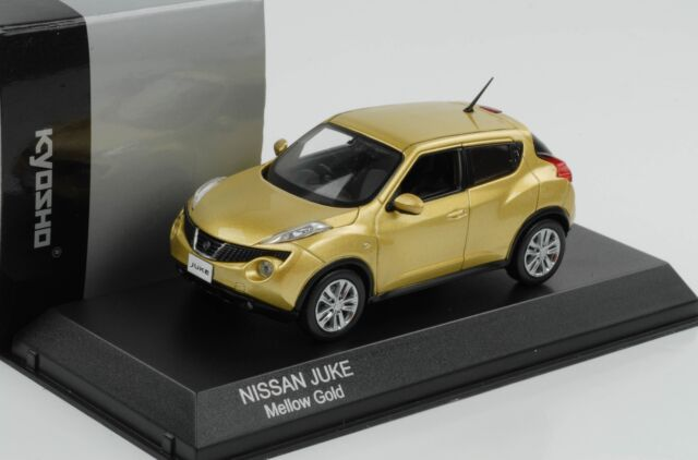 Kyosho K03794mg 1 43 Nissan Juke Mellow Gold Ebay