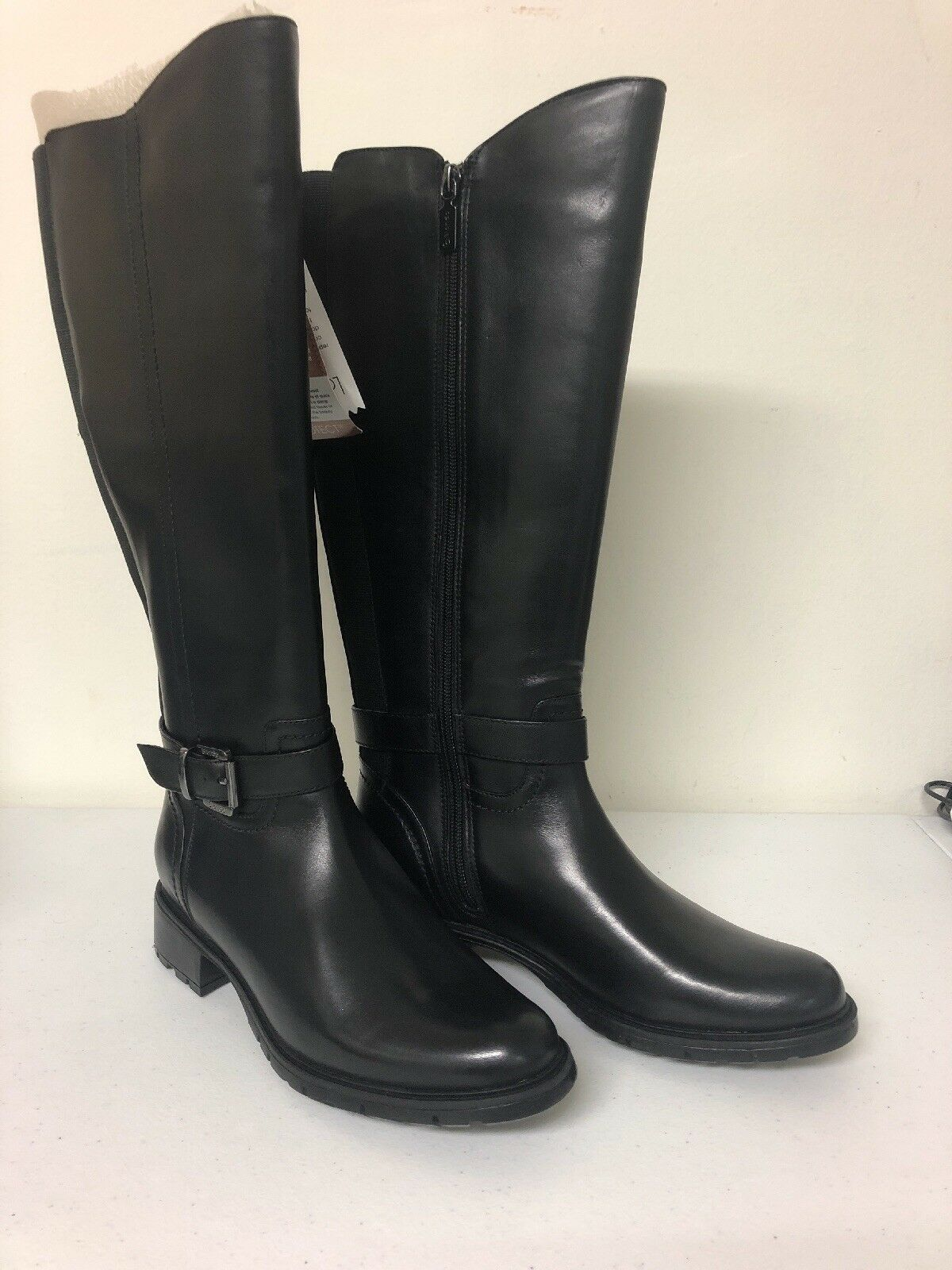 Blondo Womens Boots, Black Size 6W