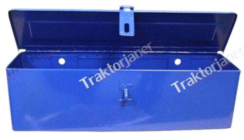 119a caja de herramientas tractor Ford