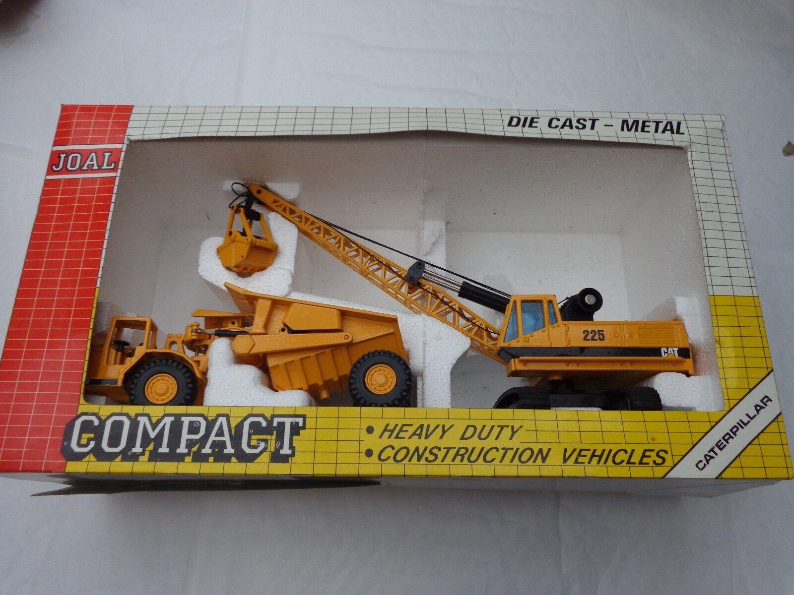 JOAL Compact 1 50 - CATERPILLAR CAT CRANE 225 + Benne-ref 382