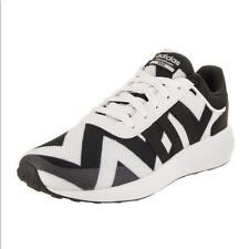 Size 7.5 - adidas NEO Cloudfoam Race Black for sale online   eBay