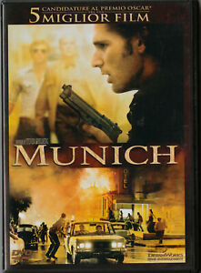 DVD-Munich-Steven-Spielberg-2005-DVD-ORIGINALE-UNIVERSAL-OSCAR-ITALIANO