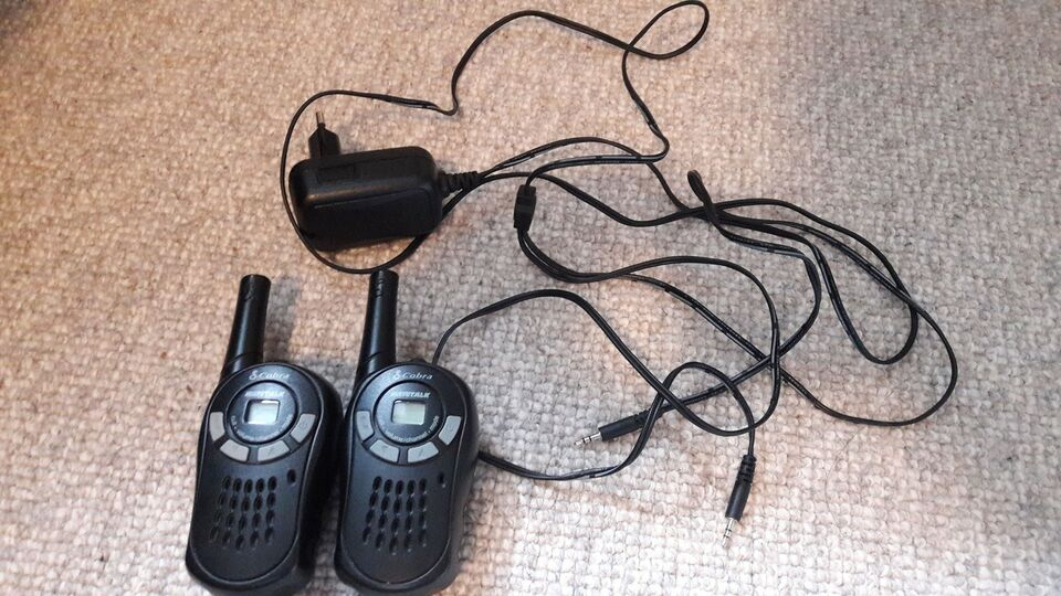 walkie talkie, Micro Talk, Cobra