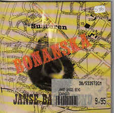 Janse Bagge Band-Bonanska cd single