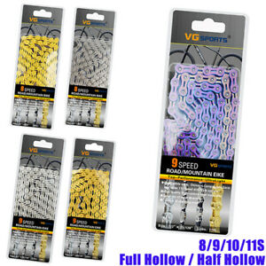 1-Pc-8-9-10-11-Speed-Chain-116-Links-Shift-Chain-Fits-For-Mountain-Bike-Bicycle
