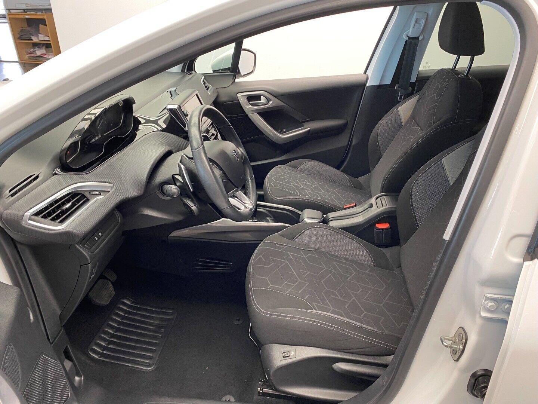 Billede af Peugeot 2008 1,2 e-VTi 82 Active ESG