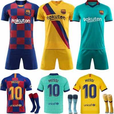 19//20 HAZARD Soccer Suits Football Kits Jerseys Shorts Socks For Kids Adults
