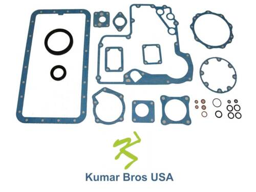 New Kubota V1200 Lower Gasket Kit