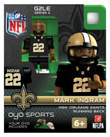 Mark Ingram Oyo Orleans Saints Nfl Figure Football G2