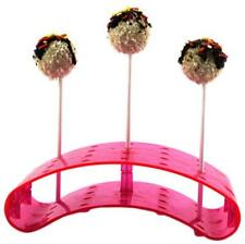Acrylic 20 holes cake pop lollipop cupcake display stand holder tower bases BH