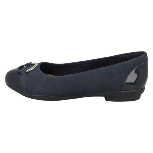 Schuhe Damen Clarks Bügel Wein Unstrukturiert Ohne Neenah Leder 4R5q3jAL