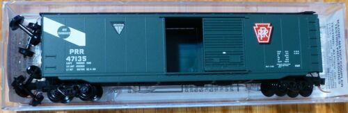 Micro-Trains Line #03100270 Pennsylvania #47135 50/' Standard Boxcar w//Single Sli