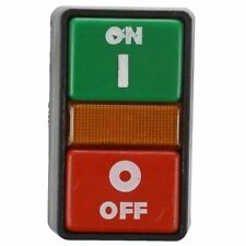 on off start stop push button light indicator momentary switch power