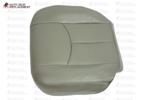 2004 2005 2006 Chevy Tahoe Suburban Driver/& Passenger Bottom Leather Seat Cover