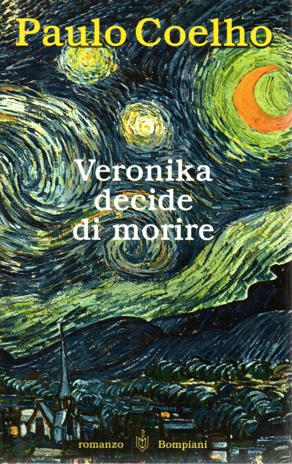 Immagine 1 - Paulo Coelho - Veronika decide di morire - Romanzo Bompiani - 22° ed. 2003
