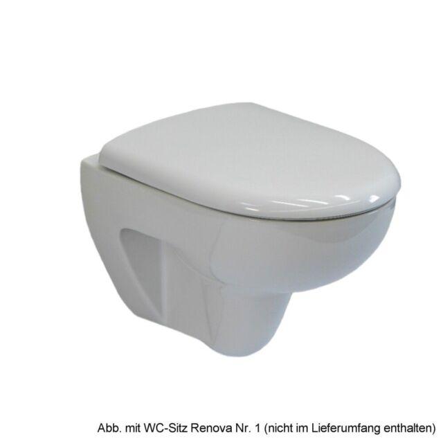 Keramag Renova Nr.1 Comprimo  Tiefspül-WC 48 cm Keratect Beschichtung