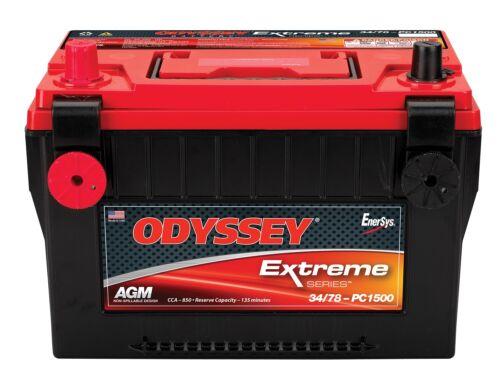 Odyssey Battery 34//78-PC1500DT Automotive Battery
