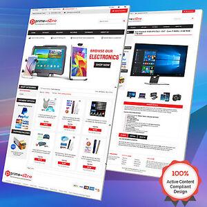 Complete Ebay Shop Design Auction Listing Template Mobile Responsive Https Ebay