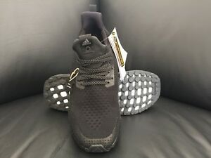 0abaef136 Image is loading Adidas-X-Haven-Ultra-Boost-Uncaged-Triple-Black-