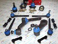 88-92 Chevy Gmc C1500 C2500 2wd 14psc Suspension Steering Kit Es2837 K6390 K6293