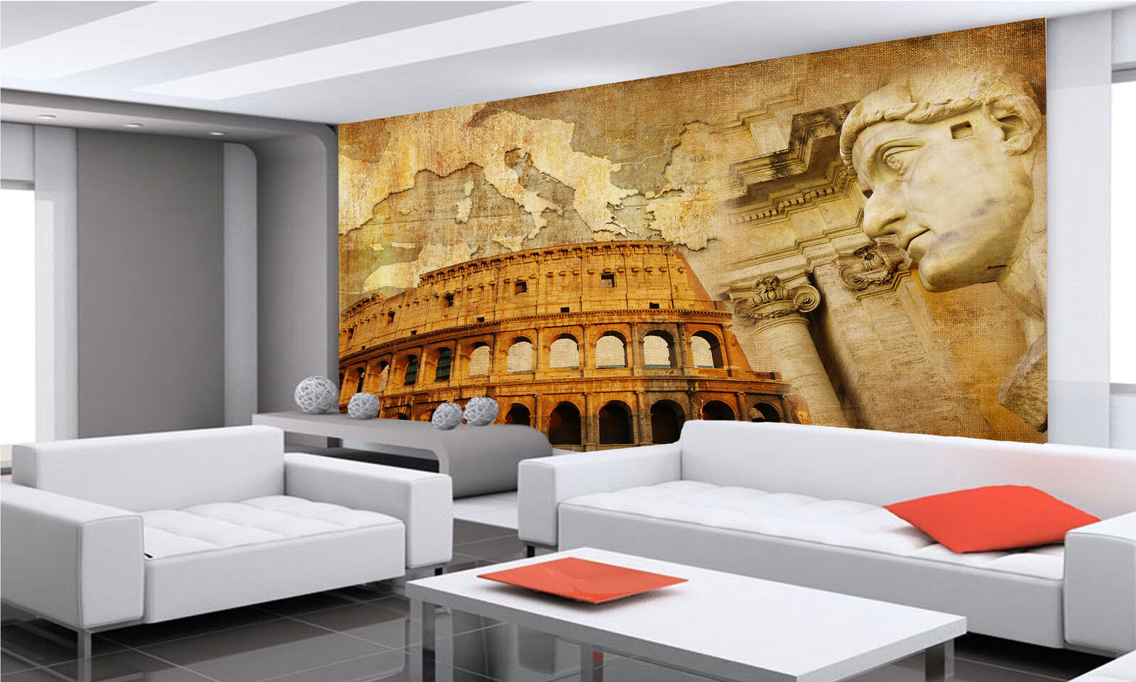 Roman Empire Wall Mural Photo Wallpaper GIANT DECOR Paper Poster Free Paste