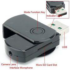 Mini Telecamera Spia 8GB Chiavetta USB Videoregistratore Videocamera microspia