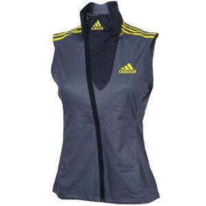 50cf0d4a1c6e82 Das Bild wird geladen adidas-Damen-Athleten-Weste -Outdoor-DSV-Langlauf-Biathlon-